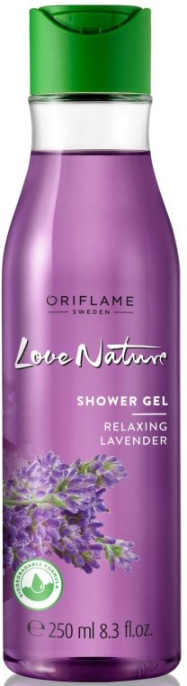 "Гель для душа ""Лаванда"" - Oriflame Love Nature Shower Gel"