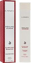 Духи, Парфюмерия, косметика Шампунь глубокой очистки для окрашенных волос - L'Anza Healing ColorCare Clarifying Shampoo
