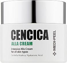 Духи, Парфюмерия, косметика Интенсивный восстанавливающий крем с центеллой - Medi Peel Cencica Alla Cream