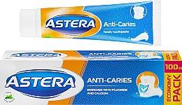 Духи, Парфюмерия, косметика Зубная паста анти-кариес - Astera Anti-Caries Toothpaste