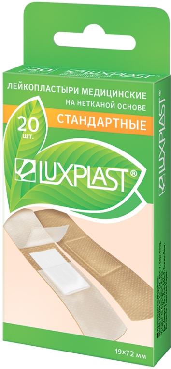 Медицинский пластырь стандартный на нетканой основе - Luxplast
