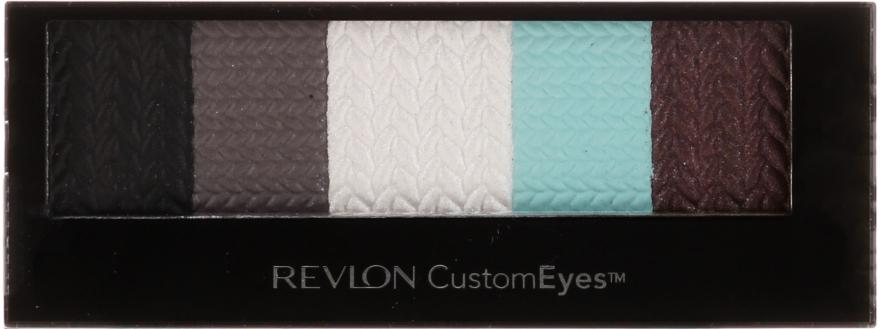 Палетка для макияжа глаз - Revlon Cosmetics Custom Eyes Shadow & Liner