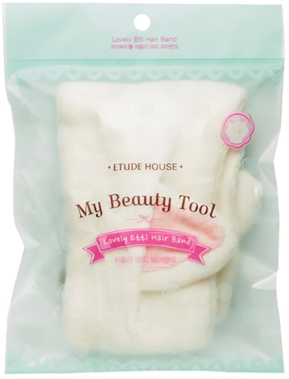 Повязка для волос - Etude House My Beauty Tool Lovely Etti Hair Band — фото N4
