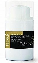 Духи, Парфюмерия, косметика Ночной крем от морщин - Le Chaton Dore Night Wrinkle Cream Agile Nuit K