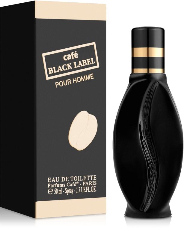 Cafe Parfums Cafe Black Label - Туалетная вода
