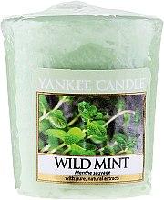 Духи, Парфюмерия, косметика Ароматическая свеча - Yankee Candle Wild Mint Samplers Votive Candles