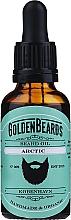 """Духи, Парфюмерия, косметика Масло для бороды """"Arctic"""" - Golden Beards Beard Oil"""