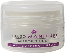 Духи, Парфюмерия, косметика Крем для полировки ногтей - Kaeso Manicure Mirror Shine Nail Buffing Cream