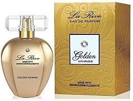 Духи, Парфюмерия, косметика La Rive Swarovski Golden Woman - Парфюмированная вода (тестер с крышечкой)