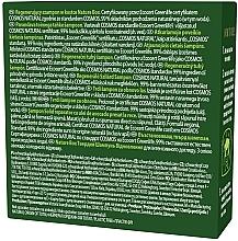 Твердый шампунь для восстановления волос с маслом авокадо холодного отжима - Nature Box Nourishment Vegan Shampoo Bar With Cold Pressed Avocado Oil — фото N3