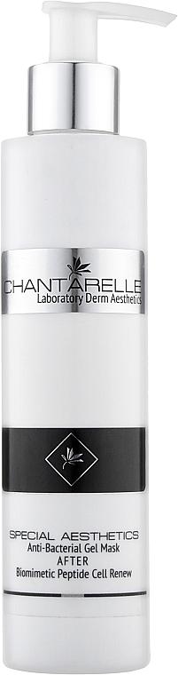 Антибактеріальна гель-маска - Chantarelle Special Aesthetics Anti-Bacterial Gel Mask — фото N1