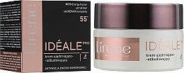 Духи, Парфюмерия, косметика Укрепляющий ночной крем - Lirene Ideale Pro 55+ Night Cream