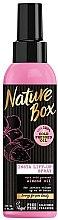 Духи, Парфюмерия, косметика Спрей для волос с миндальным маслом - Nature Box Almond Oil Insta Lift-Up Spray