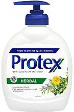 Духи, Парфюмерия, косметика Антибактериальное жидкое мыло - Protex Herbal Antibacterial Liquid Hand Wash
