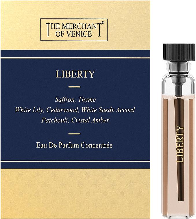 The Merchant Of Venice Liberty - Парфюмированная вода (пробник)