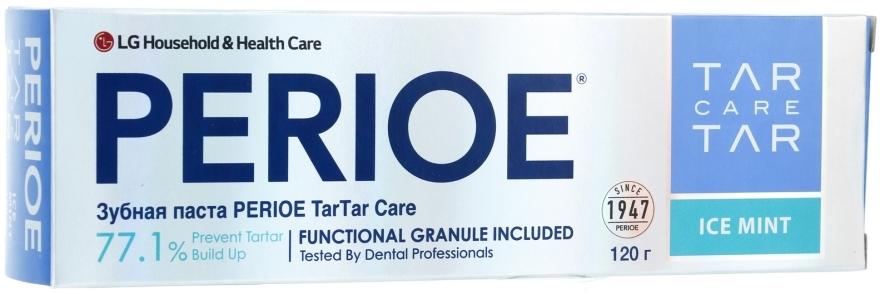 """Зубная паста """"Освежающая мята"""" - LG Household & Health Perioe TarTar Care Ice Mint"""