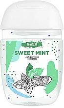 """Парфумерія, косметика Антибактеріальний гель для рук """"Sweet mint"""" - SHAKYLAB Anti-Bacterial Pocket Gel"""