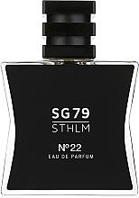 Духи, Парфюмерия, косметика SG79 STHLM № 22 Green - Парфюмированная вода