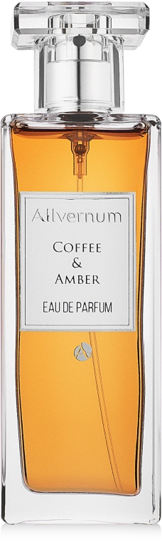 Allvernum Coffee & Amber - Парфюмированная вода