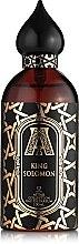 Духи, Парфюмерия, косметика Attar Collection King Solomon - Парфюмированная вода (тестер с крышечкой)