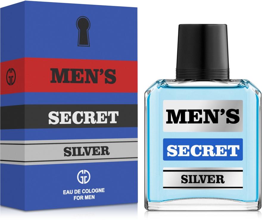 Gianni Gentile Men's Secret Silver - Одеколон