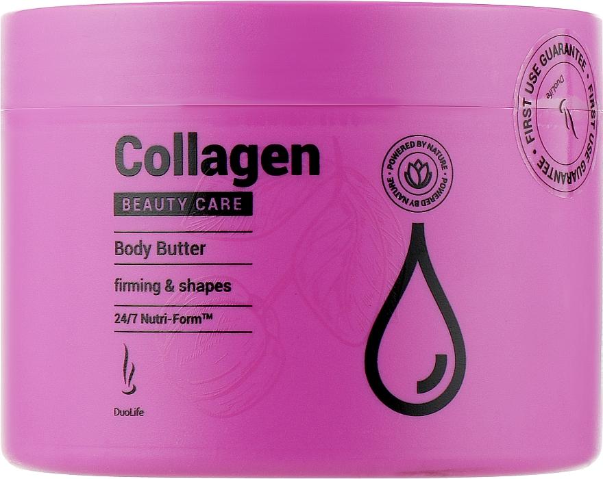 Масло для тела с коллагеном - DuoLife Collagen Beauty Care Body Butter