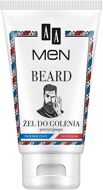 Гель для бритья - AA Men Beard Shaving Gel