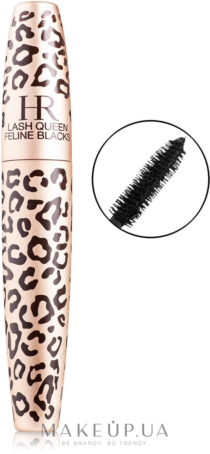4b1b800875f Тушь для ресниц - Helena Rubinstein Lash Queen Feline Blacks Mascara — фото  01 Black Black