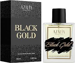 Духи, Парфюмерия, косметика Azalia Parfums Black Gold - Парфюмированная вода