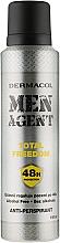 Духи, Парфюмерия, косметика Антиперспирант - Dermacol Men Agent Total Freedom 48H Protection Anti-Perspirant