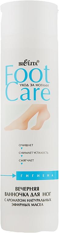 Вечерняя ванночка для ног - Bielita Foot Care