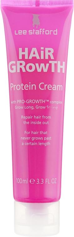 Протеиновый крем для длинных волос - Lee Stafford Hair Growth Protein Cream