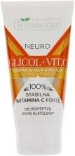 Парфумерія, косметика Очищувальна емульсія для обличчя - Bielenda Neuro Glicol + Vit.C