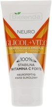 Духи, Парфюмерия, косметика Очищающая эмульсия для лица - Bielenda Neuro Glicol + Vit.C