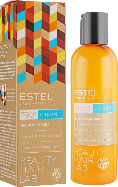 Бальзам для волос - Estel Professional Beauty Hair Lab 79.21 Aurum