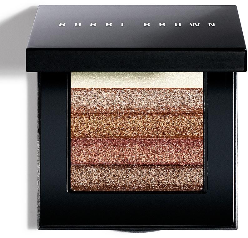 Румяна для лица компактные, придающие сияние - Bobbi Brown Shimmer Brick Compact