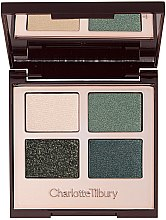 Духи, Парфюмерия, косметика Палетка теней - Charlotte Tilbury Luxury Palette Colour-Coded Eye Shadow (тестер с коробочкой)
