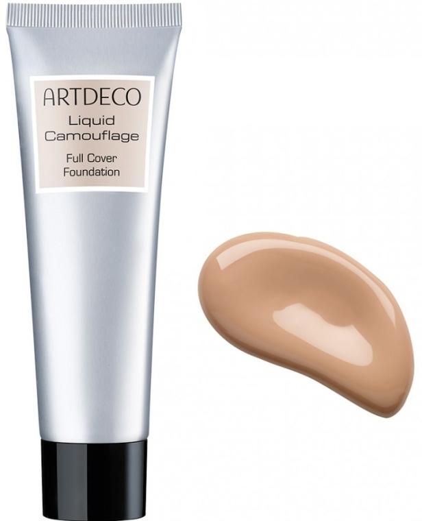 Жидкий тональный крем - Artdeco Liquid Camouflage Full Cover Foundation