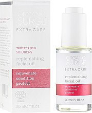 Духи, Парфюмерия, косметика Эликсир восстанавливающий для лица - Organic Surge Extra Care Replenishing Facial Oil