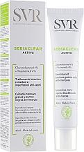 Духи, Парфюмерия, косметика Активный крем против воспаления и акне - SVR Sebiaclear Active Cream