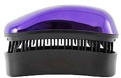 Духи, Парфюмерия, косметика Щетка для волос - Dessata Mini Bright Purple
