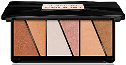 Духи, Парфюмерия, косметика Палетка хайлайтеров - Makeup Revolution Shook! Highlighter Palette
