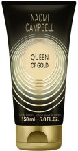 Духи, Парфюмерия, косметика Naomi Campbell Queen of Gold Body Lotion - Гель для душа