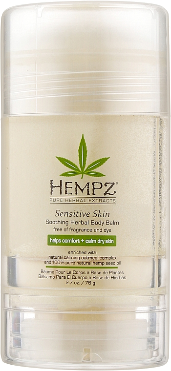 Бальзам для тела - Hempz Sensitive Skin Herbal Soothing Body Balm