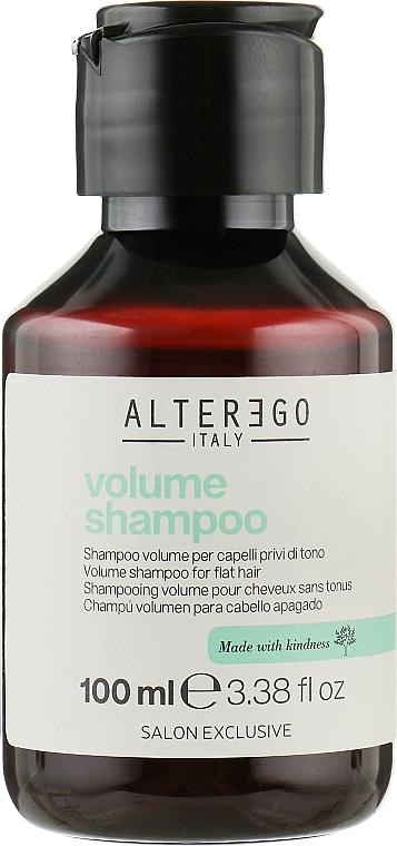 Обьемный шампунь для бесцветных волос - Alter Ego Volume Shampoo