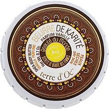 "Духи, Парфюмерия, косметика Масло для тела ""Ваниль"" - Terre d'Oc Body Butter Vanilla"
