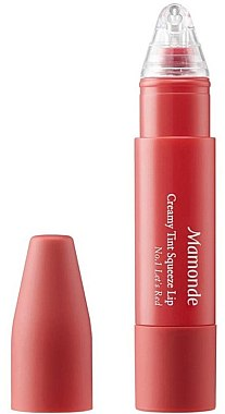 Тинт для губ - Mamonde Creamy Tint Squeeze Lip — фото N1