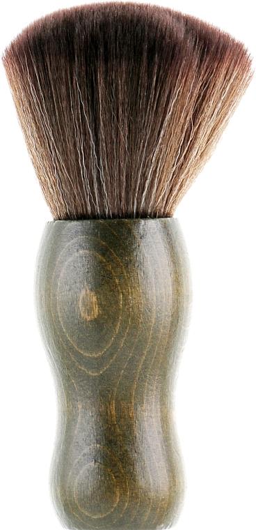 Сметка для волос, 9080, хаки - SPL