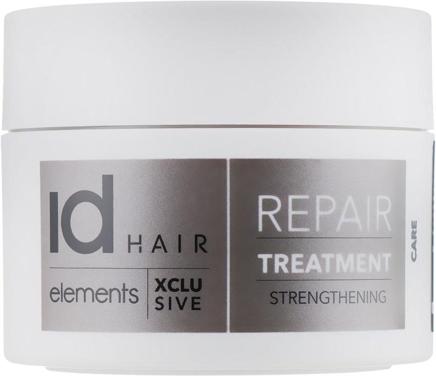 Восстанавливающая маска для поврежденных волос - idHair Elements Xclusive Repair Treatment