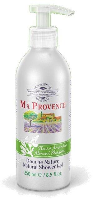 "Гель для душа ""Миндаль"" - Ma Provence Shower Gel Almond"